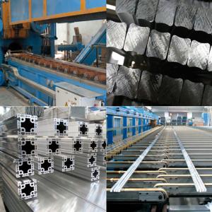 aluminium extrudé