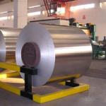 bobines aluminium foils