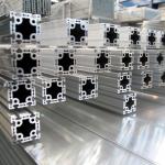profilés spéciaux aluminium