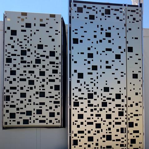 Tôles aluminium anodisées