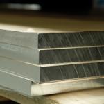 Tôles aluminium fortes
